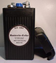 00811 6V/8Ah Oldtimer Batterie