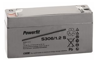 EXIDE Powerfit 6V/1,2 Ah(C20)